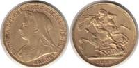 Sovereign 1893 Grossbritannien Victoria Gold Sovereign 1893 London GOLD... 310,00 EUR  zzgl. 4,00 EUR Versand