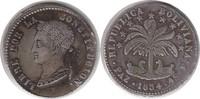 4 Soles 1854 Bolivien Republik 4 Soles 1854 La Paz sehr schön  75,00 EUR  zzgl. 4,00 EUR Versand