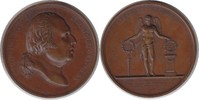 Bronzemedaille o.J. Frankreich Ludwig XVIII. Bronzemedaille o.J. Auf di... 120,00 EUR  zzgl. 4,00 EUR Versand