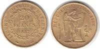 20 Francs 1887 Frankreich Dritte Republik Gold 20 Francs 1887 A GOLD. V... 275,00 EUR  zzgl. 4,00 EUR Versand