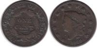 Large Cent 1829 USA Large Cent 1829 schön - sehr schön  40,00 EUR  zzgl. 4,00 EUR Versand