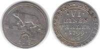 Altdeutschland 1/6 Taler 1799 sehr schön Anhalt-Bernburg Alexius Friedri... 35,00 EUR  zzgl. 4,00 EUR Versand