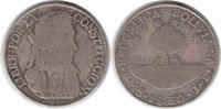 4 Soles 1830 Bolivien Republik 4 Soles 1830 JL Kratzer, schön - sehr sc... 25,00 EUR  zzgl. 4,00 EUR Versand