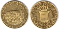Goldmedaille o.J. Helgoland Goldmedaille o.J. (1965) 75 Jahre Wiederzug... 165,00 EUR  zzgl. 4,00 EUR Versand