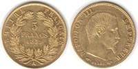 5 Francs 1859 Frankreich Napoleon III. Gold 5 Francs 1859 A, Paris GOLD... 175,00 EUR  zzgl. 4,00 EUR Versand