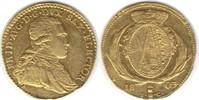 Altdeutschland Dukat 1803 GOLD. kl. Randfehler, etwas wellig, sehr schön... 2150,00 EUR kostenloser Versand