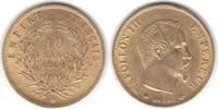10 Francs 1860 Frankreich Napoleon III. Gold 10 Francs 1860 BB, Strassb... 495,00 EUR  zzgl. 4,00 EUR Versand