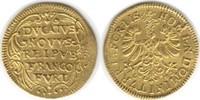 Altdeutschland Dukat 1652 GOLD. Leicht gewellt, vorzüglich + Frankfurt, ... 975,00 EUR  zzgl. 4,00 EUR Versand