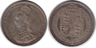 Shilling 1887 Grossbritannien Victoria Shilling 1887 Schöne Patina. Vor... 55,00 EUR