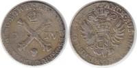 14 Liards 1763 Haus Habsburg Maria Theresia 14 Liards 1763 Prägeschwäch... 50,00 EUR