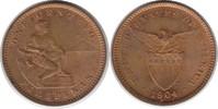 Centavo 1904 Philippinen Alfonso XII. Centavo 1904 fast Stempelglanz  50,00 EUR