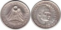 Lira 1981 Türkei Republik Lira 1981 Atatürk vorzüglich - Stempelglanz  50,00 EUR