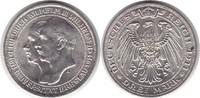 3 Mark 1911 Kaiserreich Preussen Wilhelm II. 3 Mark 1911 A Uni Breslau ... 60,00 EUR  zzgl. 4,00 EUR Versand