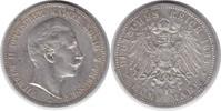 5 Mark 1908 Kaiserreich Preussen Wilhelm II. 5 Mark 1908 A kl. Kratzer ... 25,00 EUR  zzgl. 4,00 EUR Versand