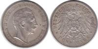 5 Mark 1907 Kaiserreich Preussen Wilhelm II. 5 Mark 1907 A kl. Randfehl... 55,00 EUR