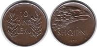 10 Qindar Leku 1926 Albanien Ahmed Bey Zogu 10 Qindar Leku 1926 R fast ... 225,00 EUR
