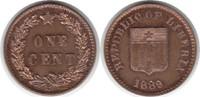 Probe Cent 1889 Liberia Probe Cent 1889 P fast Stempelglanz  350,00 EUR  zzgl. 4,00 EUR Versand
