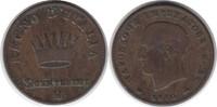3 Centesimi 1810 Italien Napoleon I. 3 Centesimi 1810 M sehr schön  25,00 EUR