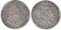 Taler 1651 Haus Habsburg Ferdinand III. 1637-1657 KB, Kremnitz fast vor... 395,00 EUR