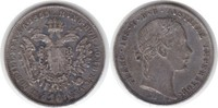 10 Kreuzer 1853 Haus Habsburg Franz Joseph I. 1848-1916 A, Wien sehr sc... 20,00 EUR  zzgl. 4,00 EUR Versand