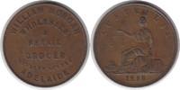 Penny Token 1858 Australien William Morgan, Adelaide winziger Randfehle... 265,00 EUR  zzgl. 4,00 EUR Versand