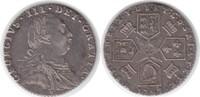 Sixpence 1787 Grossbritannien George III. 1760-1820 sehr schön +  50,00 EUR  zzgl. 4,00 EUR Versand