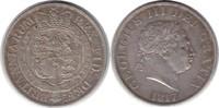 Halfcrown 1817 Grossbritannien George III. 1760-1820 Small Head winzige... 95,00 EUR  zzgl. 4,00 EUR Versand