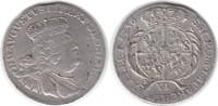 6 Gröscher 1756 Sachsen-Albertinische Linie Friedrich August II. 1733-1... 125,00 EUR  zzgl. 4,00 EUR Versand