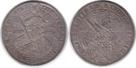 Taler 1630 Sachsen-Albertinische Linie Johann Georg I. 1615-1656 Auf da... 1550,00 EUR kostenloser Versand