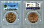Penny 1950 Südafrika  PCGS MS 64 RD  115,00 EUR  zzgl. 4,00 EUR Versand