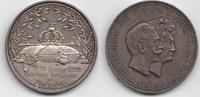 Silbermedaille 1901 Deutsches Kaiserreich Brandenburg-Preußen, Wilhelm ... 185,00 EUR  zzgl. 4,00 EUR Versand