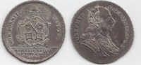 1/2 Taler 1774 Regensburg, Stadt 'Mit Titel Josefs II.' Schöne Patina. ... 340,00 EUR  zzgl. 4,00 EUR Versand
