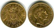 20 Mark 1897 A Deutsches Kaiserreich Preußen Wilhelm II. 1888-1918 GOLD... 320,00 EUR  zzgl. 4,00 EUR Versand