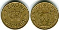 1 Krone 1936 Dänemark Christian X. 1912-1947 Sehr schön - vorzüglich  40,00 EUR  zzgl. 4,00 EUR Versand