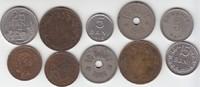 Münzen ab 1867 Rumänien Carol I. 1866-1914 (10 Stück) sehr schön  45,00 EUR  zzgl. 4,00 EUR Versand