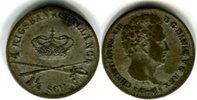 4 Rigsbankskilling 1842 VS Dänemark Christian VIII. 1839-1848 Schön-seh... 25,00 EUR  zzgl. 4,00 EUR Versand