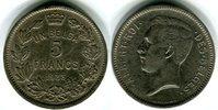 5 Francs 1934 Belgien, Königreich Albert I. 1909-1934 Sehr schön  60,00 EUR  zzgl. 4,00 EUR Versand