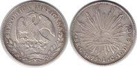 8 Reales 1875 Mexiko Zweite Republik 8 Reales 1875 Guadalajara vorzügli... 165,00 EUR  zzgl. 4,00 EUR Versand