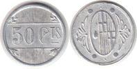 50 Centimos o.J. Spanien Guerra Civil 50 Centimos o.J. (1937) Ametlla D... 140,00 EUR  zzgl. 4,00 EUR Versand