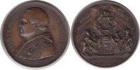 Bronzemedaille 1860 Italien Pio IX. Bronzemedaille 1860 Auf die Grundla... 60,00 EUR  zzgl. 4,00 EUR Versand