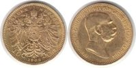 10 Kronen 1909 Haus Habsburg Franz Joseph I. Gold 10 Kronen 1909 GOLD. ... 165,00 EUR  zzgl. 4,00 EUR Versand