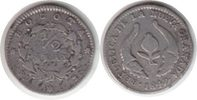 1/2 Real 1847 Kolumbien Nueva Granada 1/2 Real 1847 RS schön - sehr sch... 45,00 EUR  zzgl. 4,00 EUR Versand