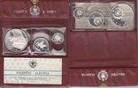 Proofset 1968 Albanien Sozialistische Republik 5, 10 & 25 Leke 1968 in ... 295,00 EUR