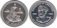 10 Maloti 1976 Lesotho Moshoeshoe II. 10 Maloti 1976 A.d. 10. Jahrestag... 65,00 EUR