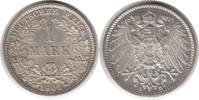 Mark 1902 Kaiserreich Mark 1902 D fast Stempelglanz  60,00 EUR  zzgl. 4,00 EUR Versand