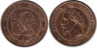 10 Centimes 1863 Frankreich Napoleon III. 10 Centimes 1863 A, Paris vor... 70,00 EUR  zzgl. 4,00 EUR Versand