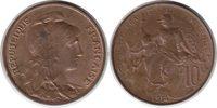 10 Centimes 1914 Frankreich Dritte Republik 10 Centimes 1914 vorzüglich... 25,00 EUR  zzgl. 4,00 EUR Versand