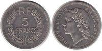 5 Francs 1938 Frankreich Dritte Republik 5 Francs 1938 vorzüglich  45,00 EUR  zzgl. 4,00 EUR Versand