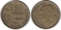 50 Francs 1954 Frankreich Vierte Republik 50 Francs 1954 sehr schön  45,00 EUR  zzgl. 4,00 EUR Versand