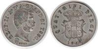 10 Quattrini 1858 Italien Toskana Leopold II. 10 Quattrini 1858 fast vo... 70,00 EUR  zzgl. 4,00 EUR Versand
